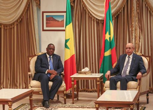 COOPÉRATION DIPLOMATIQUE SENEGALO-MAURITANIENNE Les cinq accords majeurs de Macky Sall à Nouakchott