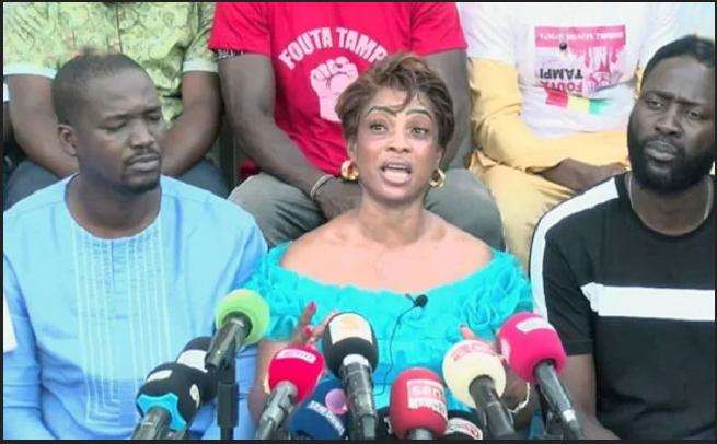 """Division des jeunes du Fouta:parcequ'elle considére désormais qu e""""fouta welli"""", Fatouma Ndiaye lynchée par ses anciens amis"""