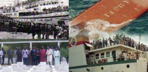 Naufrage du ''Joola'' : Sidiki Kaba réitère les promesses de l'Etat,l'indemnisation des orphelins et l'inauguration du mémorial-musée