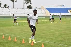 BOUNA SARR SUR SA PREMIERE SELECTION AVEC LE SENEGAL «C'est un bonheur pour moi d'être ici, je vais faire le maximum pour aider l'équipe»
