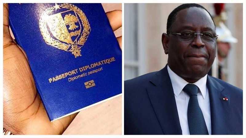 Macky offre des passeports diplomatiques aux Lions