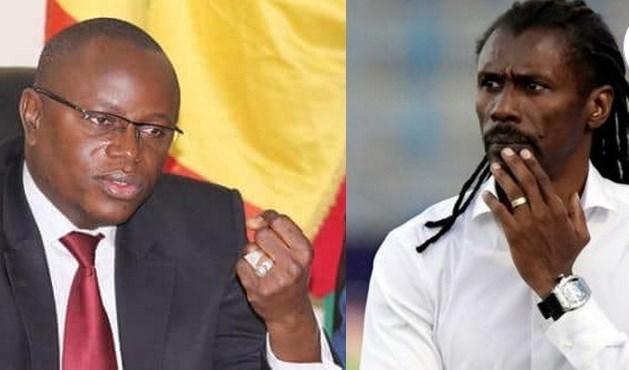 Objectis assignés au selectionneur national: Matar Ba dit ses vérités à Aliou Cissé