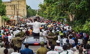 CANDIDATURE AU POSTE DE MAIRE DE LA COMMUNE DE ZIGUINCHOR Ousmane Sonko donne rendez-vous dans 15 jours