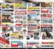 Revue de Presse du vendredi 02 /07 /2021