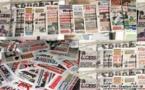 L'alerte terroriste sur Dakar, sujet phare des quotidiens