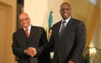 DIMPLOMATIE: Le Président Macky Sall en visite d'État en Afrique du Sud