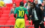 """Aliou Cissé : """"Même si Sadio Mané était là, il n'allait pas jouer, car il a deux cartons"""""""