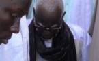Serigne Mountakha Mbacké après sa 1ère prière de vendredi en tant que Khalife…