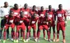COMPETITION AFRICAINE DES CLUBS: Génération Foot cartonne à domicile, Mbour Petite Côte perd au Maroc