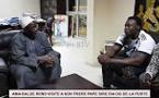 Ama Baldé derrière  Siré Dia DG Poste pour réélire Macky Sall en 2019