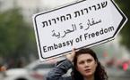 Jérusalem : 200 Israéliens affichent leur soutien aux Palestiniens
