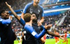 CdM : France 1-0 Belgique (France en finale)