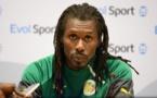 ALIOU CISSE SUR LA RENCONTRE CONTRE LE NZALANG NACIONAL: «Le Sénégal est motivé à livrer un grand match»