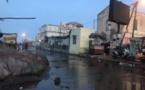 Vidéo. Guet Ndar assailli par la mer