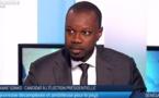 Ousmane Sonko invité de Tv5 monde