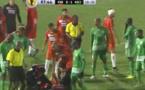 COUPE CAF-ELIMINE PAR LE CLUB MAROCAIN: Le Jaraaf prend une «manita» face à Berkane