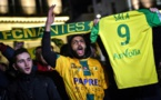 DISPARITION D'EMILIANO SALA : L'hommage des supporters nantais (video)