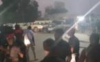 (Vidéo) Télescopage entre Issa Sall et Macky: la gendarmerie bloque la caravane du PUR