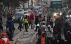 La caravane de Ablaye Sow, responsable politique de l'APR, attaquée à la Médina