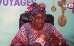 Binta Fatime Dieng Presidente de l'association des malades mentaux et personnes diminues