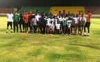 Vidéo- Sénégal vs Madagascar: Une première séance d'entraînement joyeuse pour les lions à Thiès !