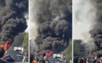 Italie : Un Sénégalais met le feu à un bus d'enfants