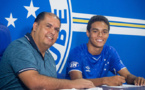 Fils de Ronaldinho, João Mendes signe à Cruzeiro jusqu'en 2025