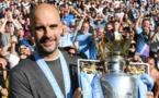 ANGLETERRE : Guardiola élu meilleur entraîneur de Premier League