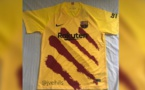 Le nouveau maillot du Barça pour le Classico en exclusivité