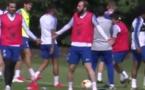 Vidéo : Gonzalo Higuaín très agacé à l'entraînement de Chelsea