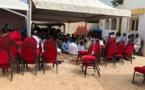 [Reportage-Photos] Forte ferveur à Nguéniène en attendant la dépouille de Tanor Dieng