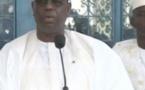 Tabaski 2019 : Discours du Président Macky Sall à la Grande Mosquée de Dakar