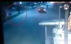 Emouvant: La vidéo de l'accident à l'origine de la mort de Dj Arafat