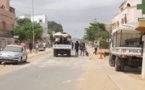 Thiès - Manif devant le rond-point des Parcelles assainies : Les abords de la police quadrillés par les forces de l'ordre