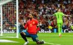 ESPAGNE : Sergio Ramos égale le record de Casillas (video)