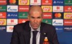 """LDC - PSG vs REAL (3 - 0) - Zidane : """"C'est la faute de tout le monde"""" (vidéo)"""