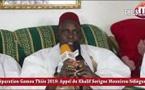 Préparation Gamou Thiès 2019: Appel de Serigne Mounirou Ngieguene Al Khalifa