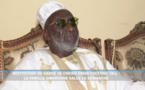 VIDEO - THIERNO MADANI TALL RÉAGIT À LA RESTITUTION DU SABRE D'EL HADJI OMAR FOUTIYOU TALL