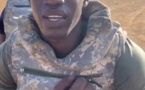 Voici la dernière vidéo du gendarme décédé en l'entrainement Oumar Ndour tout sourient rip diambar