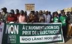 MARCHE NOO LANK NOO BAGN  contre l'augmentation des prix de l'électricité et pour la libération de Guy Marius Sagna et Cie (vidéo)