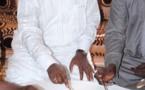 Arrêt sur images : Moustapha Diakhaté et Macky SALL autour d'un bol de  riz au poisson beugeutch à l'appui en 2012