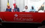 SALON EDUCANADA 2020 : 2500 visiteurs enregistrés, un rush des élèves et étudiants sénégalais qui rêvent de poursuivre leurs études au Canada