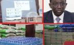 Covid-19 : Amadou Ba remet des dons d'une valeur de 300 millions de francs Cfa