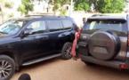La voiture offerte par le PR Macky Sall au nouveau Khalife de Thienaba