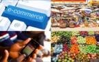 Baisse du chiffre d'affaires des services et du commerce au mois de mai