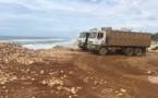 Pollution: Les ICS  déversent dans la mer leurs déchets provenant de leurs activités extractives