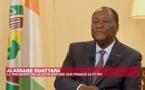Entretien Exclusif RFI/France24 Alassane Ouattara: «Difficile, même impossible, que je sois candidat en 2025»