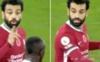 Remplacé par Sadio Mané, Salah s'énerve