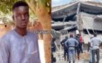 EFFONDREMENT D'UN BATIMENT ABRITANT UNE USINE: 2 morts, plusieurs blessés, des employés encore coincés sous les décombres