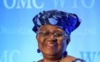 La Nigériane Ngozi Okonjo-Iweala nommée directrice générale de l'Organisation mondiale du commerce